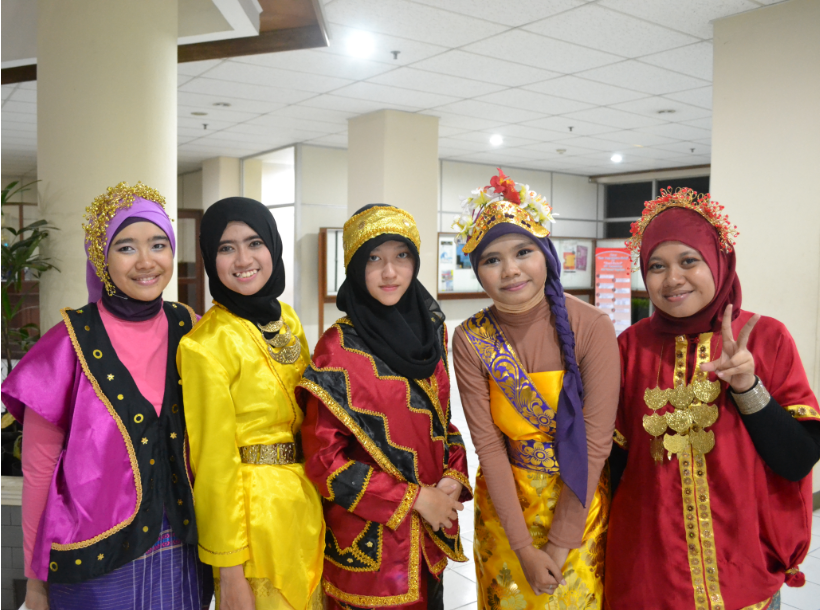 Cultural Exchange Workshop between DTU Students and P2A IBI Darmajaya